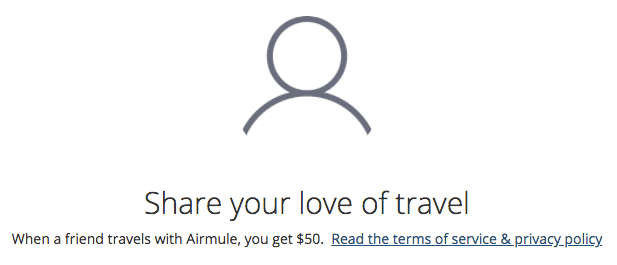 Refer friends to Airmule and get paid