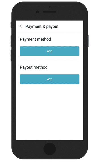 Grabr Payment method and Payout method