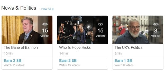 Swagbucks Videos to watch to make money