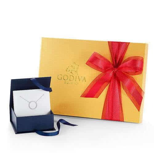Godiva Chocolate Mother's day gift