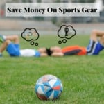 Save money On sports gear