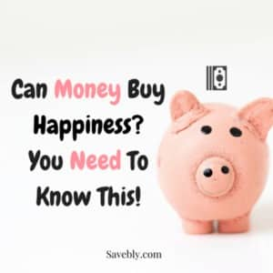 I hear the question does money make you happy all the time! It might surprise you to know if money makes you happy or not. Can money buy happiness truths are revealed! This amazing blog post answers the questions does money buy happiness and can money buy happiness. Money and happiness are often put together but money making ideas do not always lead to happiness. It's important to have money management in your financial planning but you must have a purpose! #money #happy #finance #moneytips