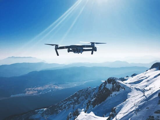 sell your drone photos or videos to make money with a drone