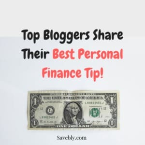 This post gives you the best personal finance tip from the top personal finance bloggers! Financial planning is the key and you need to learn to take control of your money! Learn to save money and make money. Money saving ideas and money making ideas! Check out ways to reach financial independence and financial freedom! Investing tips and make money from home. Money tips and finance tips! Check out this AMAZING post out now and learn money management and budgeting! #money #blogging #finance