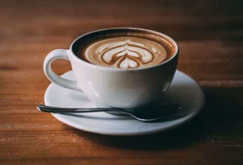 stop buying coffee and make your coffee at home. It is a simple way to cut costs and save money!