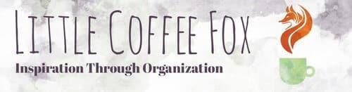 Little Coffee Fox Organized Bullet Journal