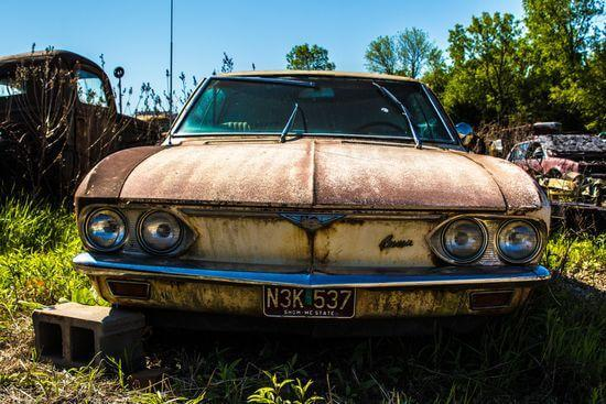 Scrap your old car for cash