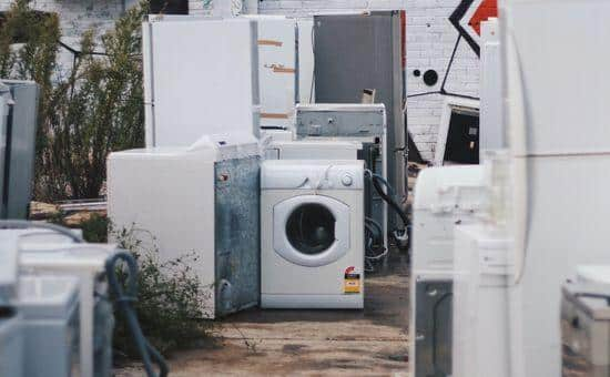 Household appliances are the best things to scrap around the house