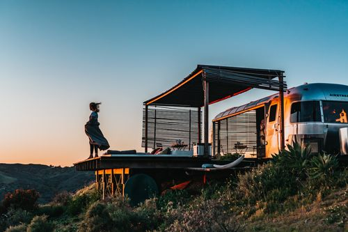 Check out the perks of living in an RV and the downsides of of RV Living