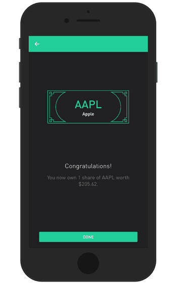 Get a Free stock with Robinhood and sell it for quick money