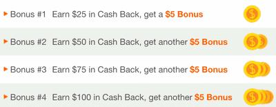 Extrabux bonus money breakdown