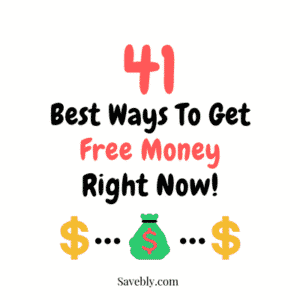 See the best ways to get free money right now!