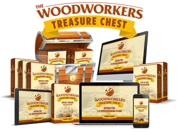 Get the woodworkers treasure chest