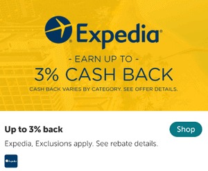 cash back on Travel