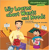 Lily Learns About Wants And Needs