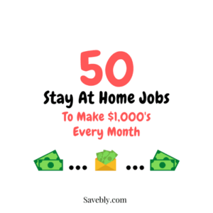 Best stay at home jobs to get right now