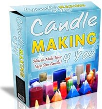 Check out the candle making 4 you course